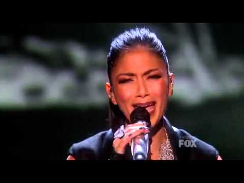 Nicole Scherzinger   Pretty   The X Factor USA 2011 Live Semi Final Results Show   YouTube