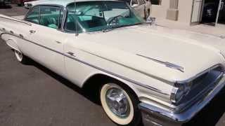 1959 Pontiac Bonneville For Sale~389 Tri-Power~Lots of Nice Options~Very Nice Driver!