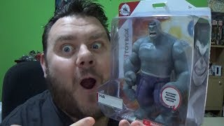 Disney Marvel ToyBox Grey Hulk Action Figure Disney Store Exclusive Gray Hulk Toy Review