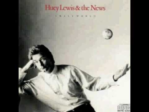 Huey Lewis The News - Walking With The Kid