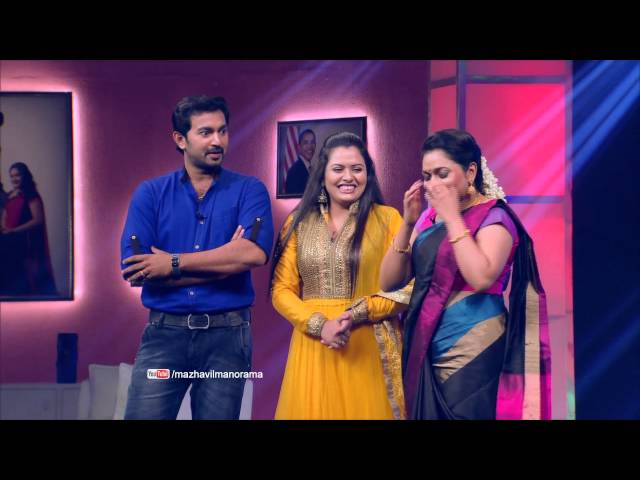 Onnum Onnum Moonnu John Jacob & Dhanya Mary Varghese Episode 77 on Mazhavil Manorama