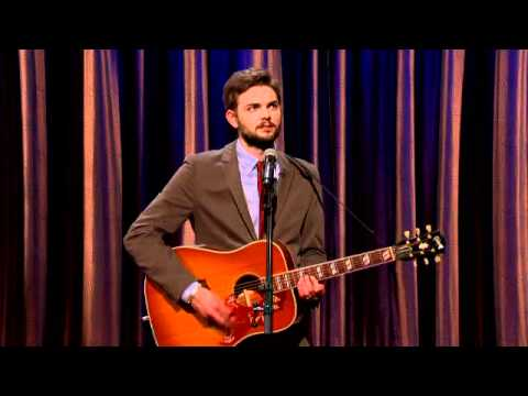 Conan: Nick Thune 01/26/11