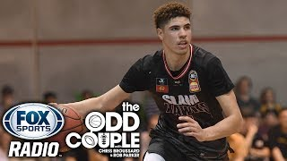 Could LaMelo Ball Be a Bigger Star Than Lonzo Ball in the NBA?