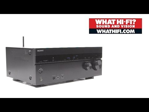 Sony STR-DN1050 review – 2014 AV receiver