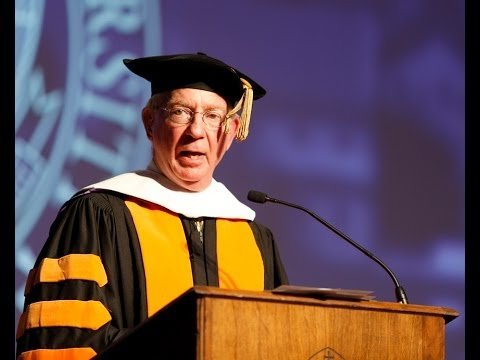 Graduate Commencement 2014 | George F. Will, Ph.D.