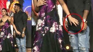 Bollywood Actress Alia Bhatt touched Very Shamed Public Shocked