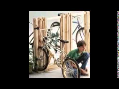Wood Bike Rack Woodworking Plans PDF Woodworking Projects Music Stand ...