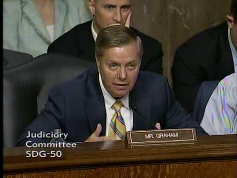 Senator Graham Questions Attorney General Eric Holder