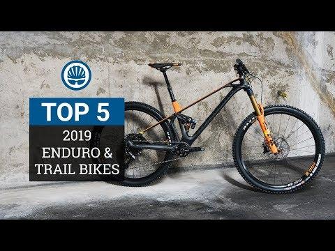 Top 5 - 2019 Trail & Enduro Bikes