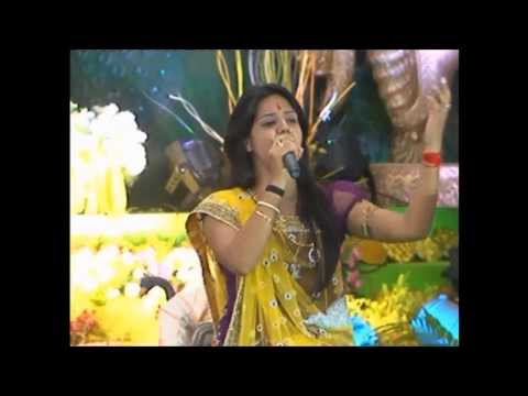 Baba Gangaram Ji 14th Anand Mahaotsav - Hyderabad - Uma Lahari 1 video