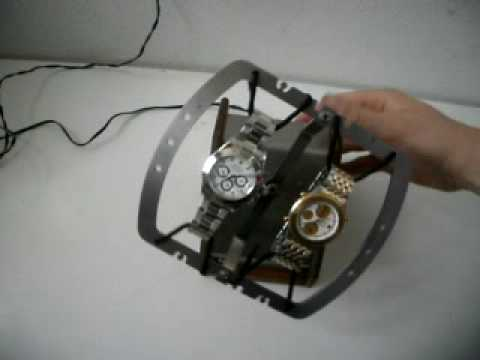 how to make a watch winder