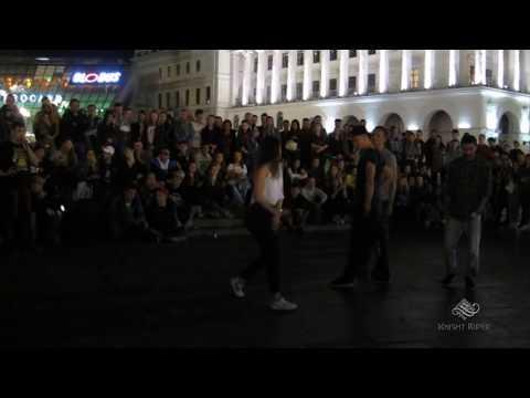 Танцевальные батлы Крещатика,Вечерний Киев часть11 - Dance Battles Khreshchatyk,Kiev Evening part11