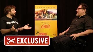 Exclusive Interview: Jon Favreau - Chef (2014) HD