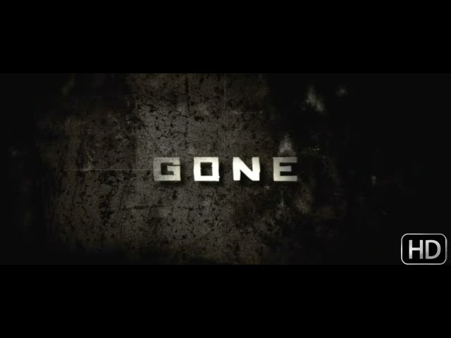 Gone - Trailer