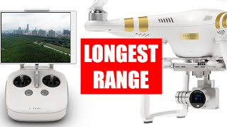 How long can Phantom 3 go? - HeliPal.com