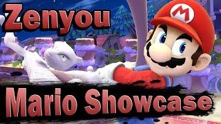 Smash 4: Mario Showcase feat. Zenyou