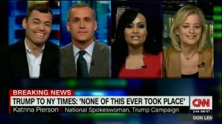 Katrina  Pierson on Aviation and Sexual Assault