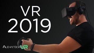 LANZAMIENTOS JUEGOS VR 2019 ¿Los conoces todos?🤔