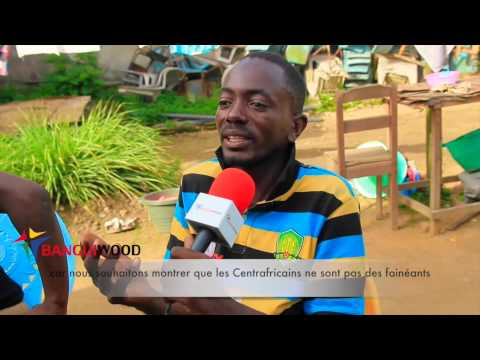La jeunesse centrafricaine dans