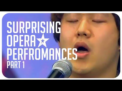 Top 5 Most Surprising Opera Performances Ever! - Got Talent Global