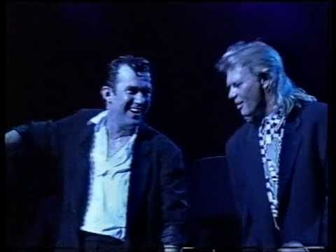 Jimmy Barnes - When Something Is Wrong With My Baby