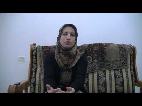 An interview with Ayah Bashir, BDS activist from Gaza