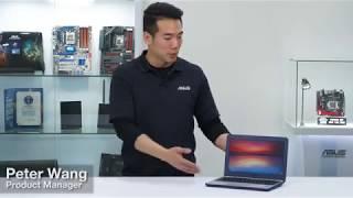 ASUS Chromebook C202SA Design with 180 Degree