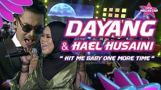 Hael Husaini & Dayang - Britney Spears Baby One More Time | Official Ceria Megastar Separuh Akhir