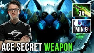Ace, One of the Best Meepo Players, Hardcore Meepo Training for TI8 - Secret Weapon Dota 2