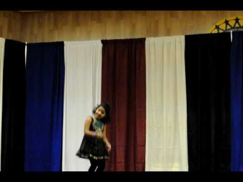 Vanjarey by Preet Harpal - Indian dance by Little girl (kids...