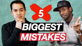 5 Mistakes to Avoid When Starting YouTube (New YouTuber Tips)