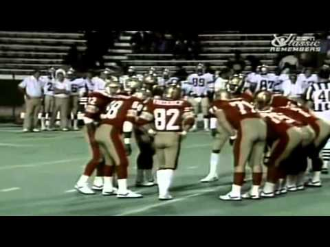 Week 1 - 1983: Michigan Panthers vs Birmingham Stallions
