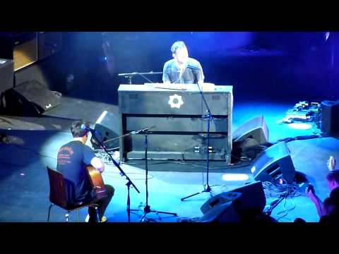 DAMON ALBARN & GRAHAM COXON 'END OF A CENTURY' @ ROYAL ALBERT HALL NOV 2014