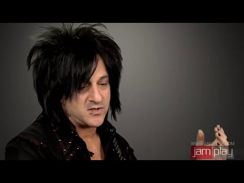 Steve Stevens Interview JamPlay.com