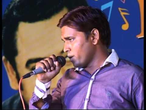 TUM BIN JAUN KAHAN : Arun Kumawat : KISHORE DA NITE 9 June 2012...