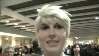 ~*Anime Boston 2014 Vlog Part 2: Friday, Fans, and Formal Jack Frost!*~