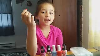 Getting Grown Up Fake Nails ( Mia's Experience )