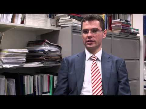 Fabian Kesicki talks about studying at the UCL Energy Institute