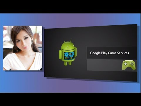 Asian Girl Rachel Teaches Android Development Tutorial - Add Google Play Game Services SDK