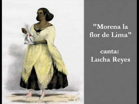Morena la flor de Lima - marinera y resbalosa
