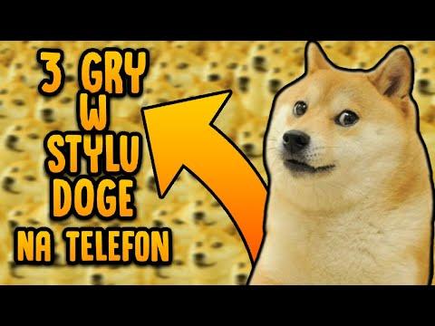 3 GRY W STYLU DOGE Na TELEFON | Franczips