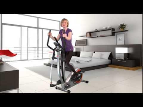 Vélo Elliptique Techness SE 400 - Tool Fitness