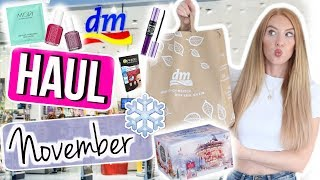 XXXL dm HAUL für November 2018! 😱 Live Review, Bester Adventskalender, Essence Neuheiten! 😍