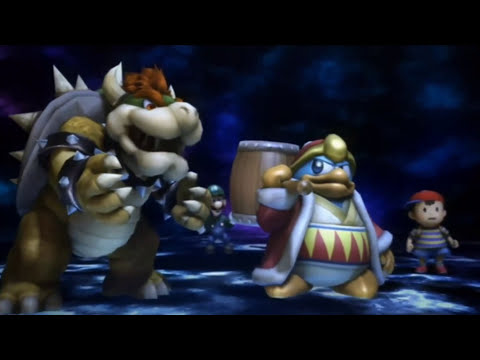 Super Smash Bros. Brawl - All Story Cutscenes (Full HD)