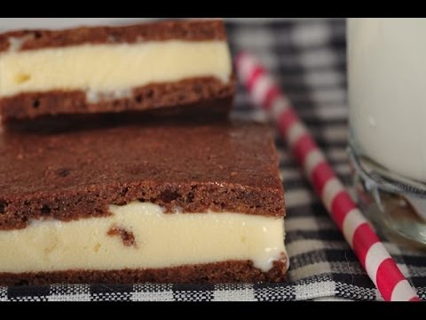 Ice Cream Sandwiches Recipe Demonstration - Joyofbaking.com