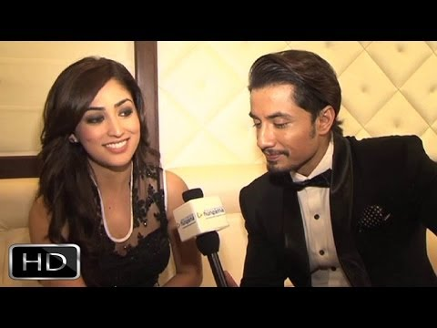Exclusive - Ali Zafar Turns Journalist; Interviews Yaami Gautam - Part 2 video