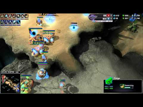 Huk vs Neeb - Game 1 - WCS AM Challenger League Round 1