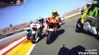 Valentino Rossi - alone