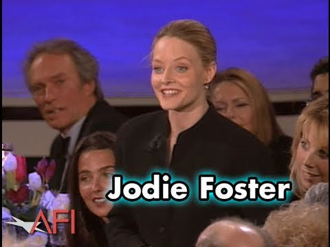 Jodie Foster Salutes Martin Scorsese at the AFI Life Achievement Award Video