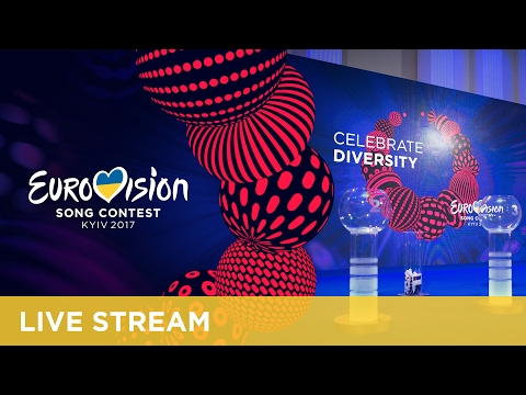 Eurovision Song Contest 2017 - Semi-Final Allocation Draw